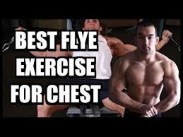 Pec Deck Flye Alternative by Best Chest Fly Exercise Dumbbell Flys Vs Cable Flys Youtube