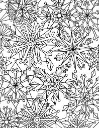 Free Winter Coloring Page Download From Alisa Burke