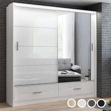 Wardrobe Door Interior Design Enchanting Decorating Ideas