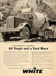 1960 Ad White Heavy Duty Compact Trucks Ted Giavis - ORIGINAL ... Vannatta Big Trucks Gmc Jeep History In The 1960s Autolirate 1960 Intertional Harvester B100 Ad White Heavy Duty Compact Ted Giavis Original Mercedesbenz Shortbonnet Trucks Wikipedia Chevrolet Ck Truck For Sale Near Cadillac Michigan 49601 Dodge D100 Hot Rod Network For Its Owner Studebaker Truck Is A True Champ Old Cars Weekly Mack B Model Tandem Axle Daycab For Sale 577113 Kick Back Cruisin Street Vintage Chev 0910cct Chevy Pickup Rear Bumper
