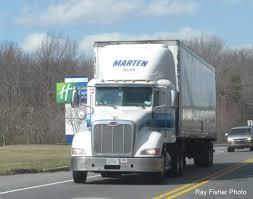 100 Mct Trucking Marten Transport Ltd Mondovi WI Rays Truck Photos