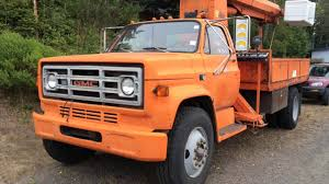 100 70 Gmc Truck 1990 GMC C 82l Detroit Diesel Engine V8 YouTube