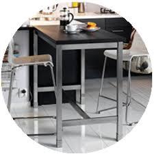 table haute cuisine table bar cuisine ikea intérieur intérieur minimaliste