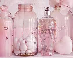 Girly Bathroom Accessories Sets by Vanity Pink Bathroom Etsy Of Girly Accessories Interior Home