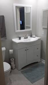 Glacier Bay Bathroom Vanity With Top by Glacier Bay Lancaster 36 5 In W X 19 In D Bath Vanity And Vanity