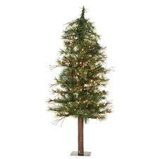 Vickerman Christmas Tree Topper by Vickerman Mixed Country Alpine 6 U0027 Green Artificial Christmas Tree