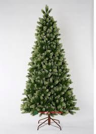 9 Foot Royal Fir Slim Quick Shape Christmas Tree With 900 Warm White LED Lights