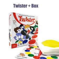 Twister Board Game Kidslovetoysco