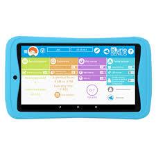 Kurio Next The Safest Tablet for Kids Blue Walmart