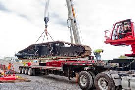 100 Brown Line Trucking Logistics Facilities Crane Rigging Warehouse Services