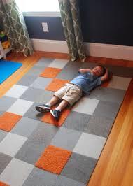 the rug flor tiles boys bedroom inspiration