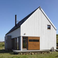 100 Rural Design Homes Milovaig The Wooden House Architects Isle