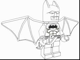 Great Lego Batman Coloring Pages Printables With Color And Print