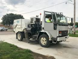 100 Used Sweeper Trucks For Sale MacQueen Equipment Group1995 Tymco 600 Street