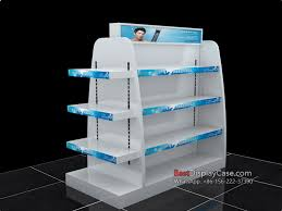 CC010 Commercial Design Makeup Display Stands Cosmetic Stand