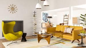 100 Modern Interior Design Blog MidCentury 101 Modsy