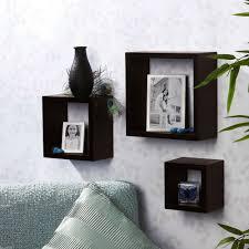 box shelves wall mounted details about wood wall mount 3 shelf
