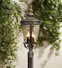 casa marseille collection 25 high 4 light outdoor post l