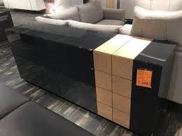 ambiente sideboard quadra schwarz grau eiche wohnzimmer xxxlutz heilbronn planungswelten