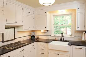 StPaul Charming Update To 1940s Kitchen Traditional
