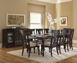 Cheap Dining Room Table And Chairs Rounded Hardwood Hang Round Simple Chandeliers Rectangular V Base Glass Top