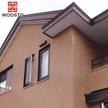 High Quality Engineered Wood Veneer Exterior Ornament Wall Boards Image