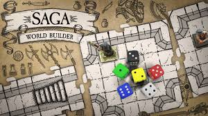 Dungeons And Dragons Tiles Sets by Saga World Builder Modular Tiles For Tabletop And D U0026d Games By