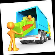 100 Movers Truck Loading In The Rain HI Marfel Harvey