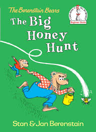 Berenstain Bears Halloween Book by Amazon Com The Big Honey Hunt 50th Anniversary Edition The