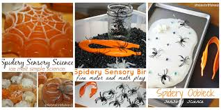 Preschool Halloween Spider Books by Spider Fine Motor Activities For Fall And Halloween