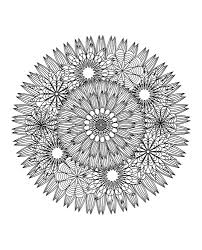 This Mandala Coloring Book For Grown Ups Is The Creatives Way To Mindful Relaxation