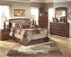 Huey Vineyard Queen Sleigh Bed by Timberline 4 Pc Bedroom Dresser Mirror Chest U0026 Queen Full