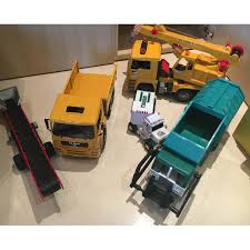 Bruder Trucks - Excellent Condition, Toys & Games, Others On Carousell