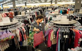 Nordstrom Rack opens at Valley Mall next week