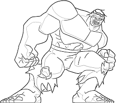 Terrific Ultimate Avengers Coloring Pages With Hulk Page And Free Printable