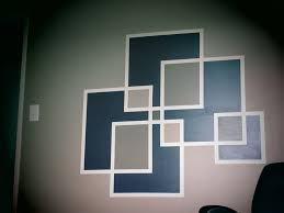 Squares Wall Color Ideas Pinterest