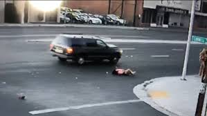 100 Truck Driving Jobs In Fresno Ca VIDEO Woman Sent Flying Police Searching For Hitandrun Driver