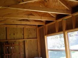 10x20 shed inside tiny small house part 3 pinterest smallest