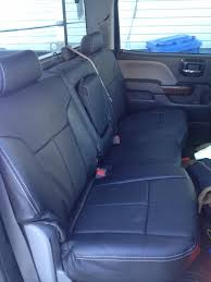 Installed Clazzio Seat Covers In My 2014 Sierra - 2014 - 2018 Chevy ... News Custom Upholstery Options For 731987 Chevy Trucks Seat Covers Inspirational 2015 Silverado Husky Gearbox Under Storage Box S102152 1418 Saddle Blanket Westernstyle Fit Cover For In Leatherette Front Covercraft Ss3437pcch Lvadosierra Ss 42016 3500 1518 Fia Leatherlite Series 1st Row Black Chartt Traditional 072014 Wt Base Work Truck Cloth General Motors 23443852 Rearfitted With