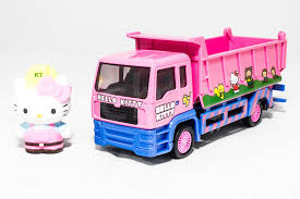 100 Pink Dump Truck Amazoncom SANRIO Hello Kitty DieCast 6 Inch Model