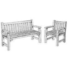 23 unique garden bench plans woodworking egorlin com