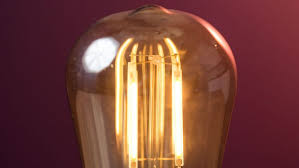 ge 40w replacement vintage style filament led review cnet