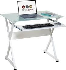 L Shaped Computer Desk by Z Line Belaire Glass L Shaped Computer Desk Regarding Z Line