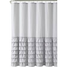 Black Window Curtains Target famed interdesign ombre shower curtain blue for green shower with