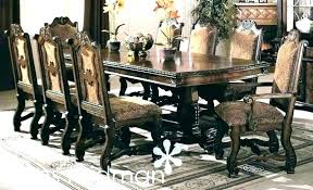 8 Seater Round Dining Table Room Seats That