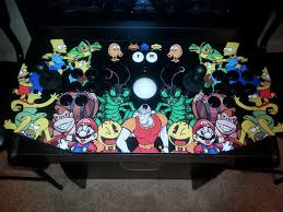 Arcade Cabinet Plans Tankstick by Quinspot Let The Games Begin The Home Arcade Project