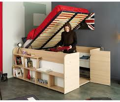 up bed and storage