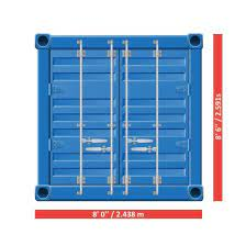 104 40 Foot Shipping Container S Loading Dimensions Movehub
