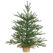 Vickerman Christmas Tree Topper by Garden Pre Lit Tabletop Christmas Tree Vickerman Carmel Pine Cone