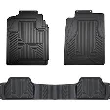 Armor All Full-Coverage Black HD Rubber Truck Floor Mat - Walmart.com